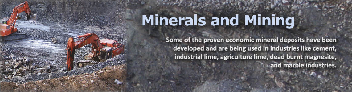 Minerals & Mining - Federation of Nepalese Chambers of Commerce and
