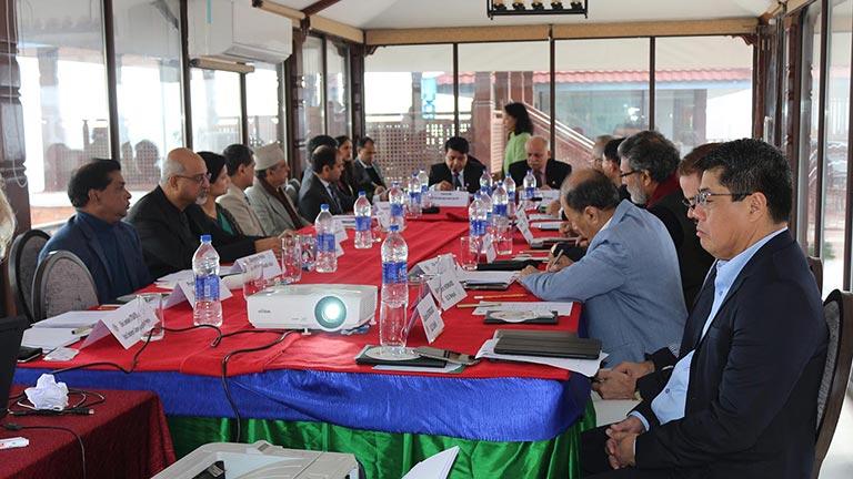 रोजगारदाताहरूको दक्षिण एशियाली मंच(सेफ)को बैठक काठमाडौंमा प्रारम्भ(२०७६/११/१६)