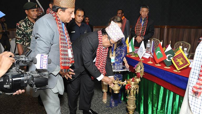 सार्कका व्यवसायिक नेताहरू काठमाडौंमा सार्क उवासंघको बैठक शुरू, क्षेत्रीय समृद्धिमा जोड (२०७६/०१/१९)