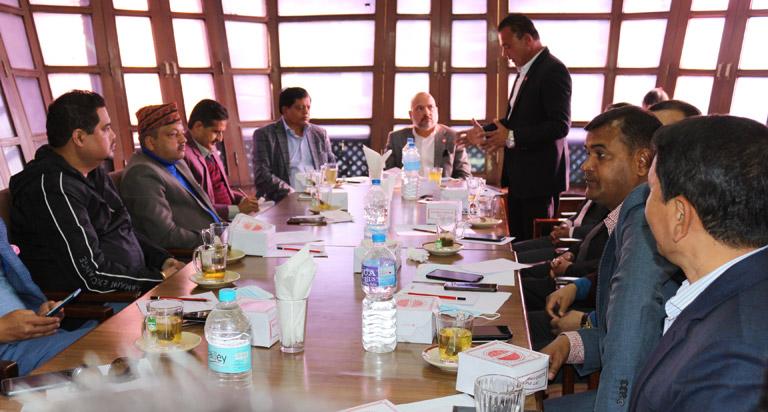 महासंघको वैदेशिक रोजगार फोरम विस्तारः अर्थतन्त्रमा विप्रेषणको योगदानलाई हेरेर वैदेशिक रोजगार फोरम गठन गरिएको हो–अध्यक्ष गोल्छा (२०७७/१०/२८)