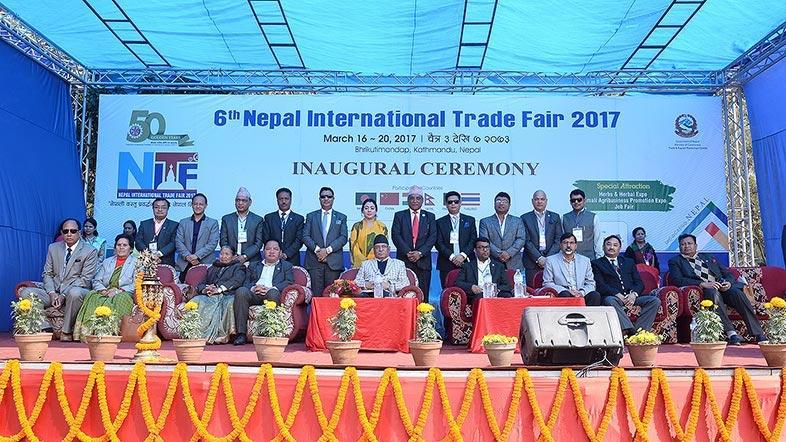 नेपाल अन्तर्राष्ट्रिय व्यापार मेला २०७३ सम्पन्न: करिव २ लाखबाट मेलाको अवलोकन, प्रर्दशनी स्थल निर्माणमा सरकारको प्रतिवद्धता (२०७३ चैत्र ७)