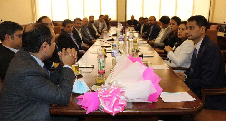 पहिला प्रोजेक्ट, अनि लगानी सम्मेलन–अध्यक्ष गोल्छाः अन्तराष्ट्रिय लगानी प्रवर्द्धन समिति विस्तार (२०७७/१२/०५)