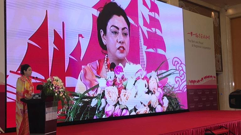चीन दक्षिण एशिया व्यवसायिक फोरम बैठक कुनमिङमा-ओवोर नेपालको आर्थिक विकासको महत्वपूर्ण आधार हुन सक्ने–अध्यक्ष राणा (२०७४/२/३१)