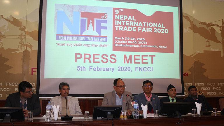 चैत्रको पहिलो हप्ताबाट नेपाल अन्तर्राष्ट्रिय व्यापार मेला, स्टल बुकिङ खुला (२०७६/१०/२२)