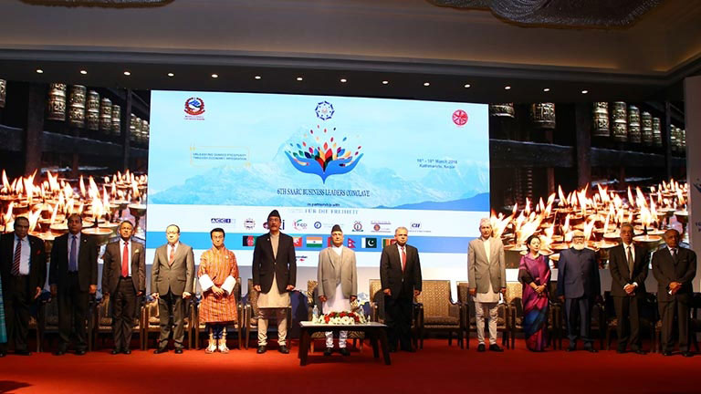 6th SAARC Business Leaders Conclave