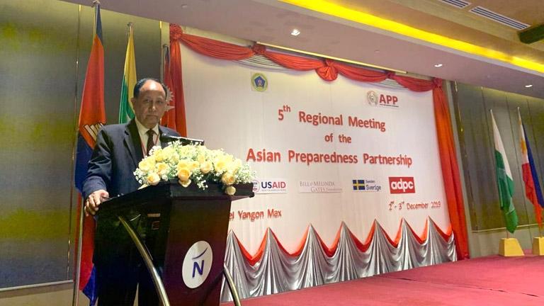 5th Regional Meeting of Asian Preparedness Partnership