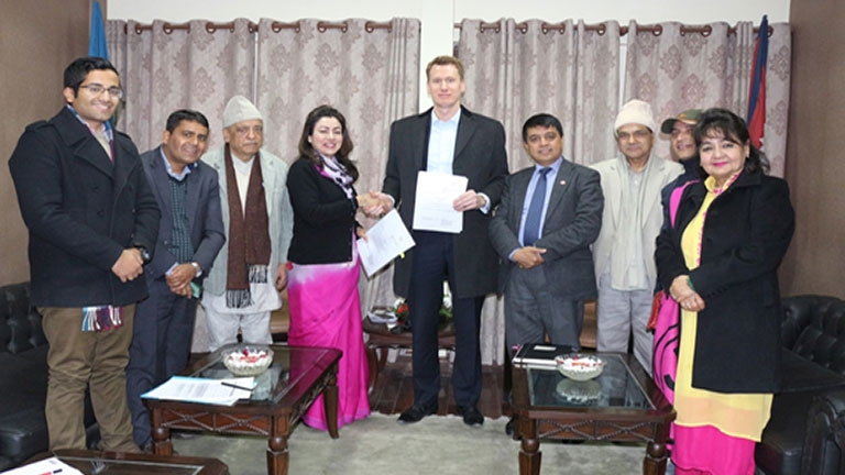 MoU signed between FNCCI and ILO