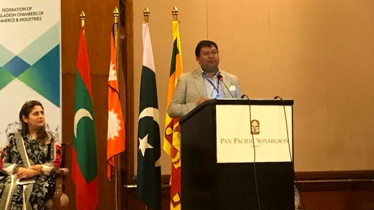75th Executive Committee Meeting of SAARC Chamber of Commerce & Industry in Dhaka, Bangladesh