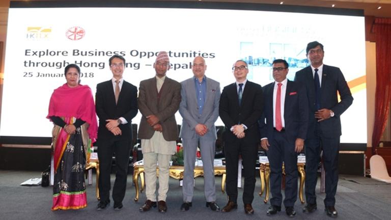 Explore Business Opportunities through Hong Kong-Kathmandu