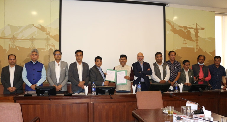 Private sector and Trade Union signed agreement