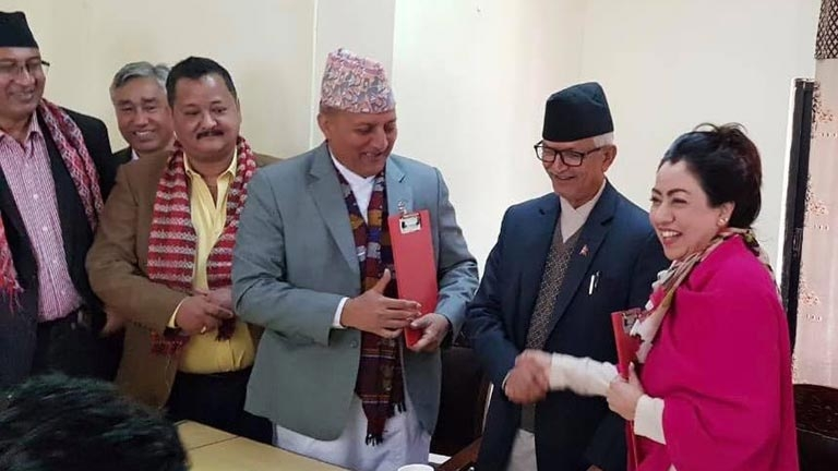 MoU signed beween FNCCI-AEC and Province 3 Government