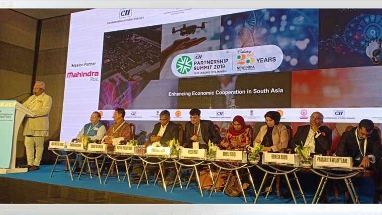 CII Partnership Summit 2019