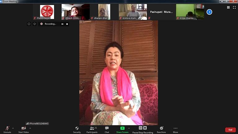 FNCCI Virtual Meetings