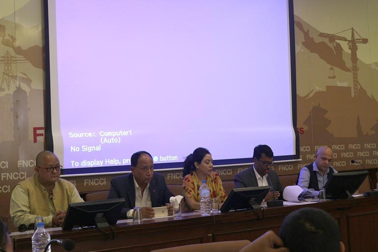 FNCCI Press Conference