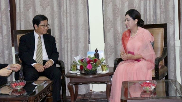 FNCCI & APO high level meeting