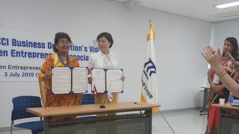 FNCCI Business Delegation to Korea