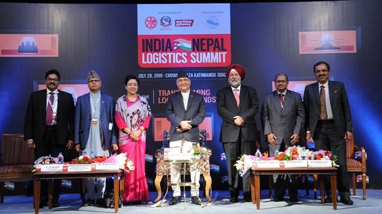 नेपाल–भारत पारवहन सहजिकरण सम्मेलन