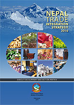 Nepal Trade Integration Strategy (NTIS)- 2016